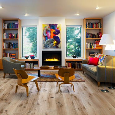 Kahrs Oak Linen Oiled 5G Engineered Wood Flooring