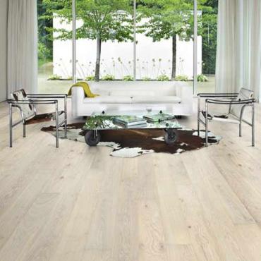 Kahrs Oak Nouveau Blonde Matt Lacquered Engineered Wood Flooring