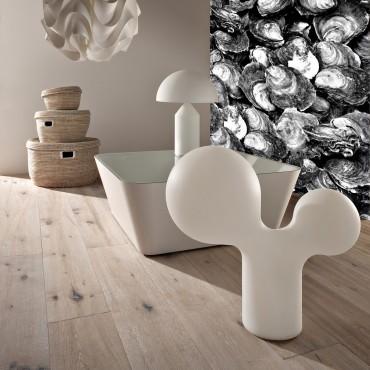 Kahrs Oak Estepona Handscraped & Oiled Engineered Wood Flooring