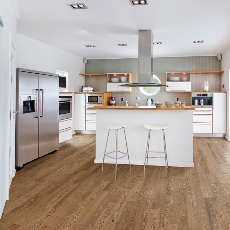 Kahrs Oak Palencia Oiled Engineered Wood Flooring