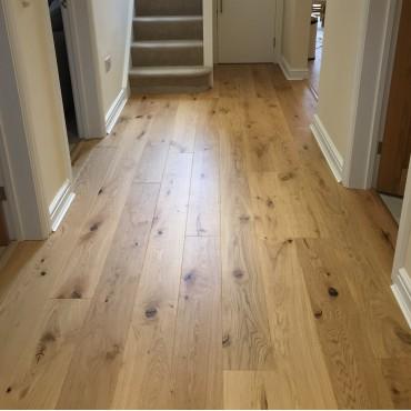Norske Oak Brevik Matt Lacquered Engineered Wood Flooring (D) no longer available