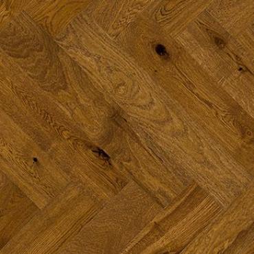 OFD Oak Elm Engineered Herringbone Wood Flooring