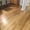 Norske Oak Nordland Lacquered Engineered Wood Flooring