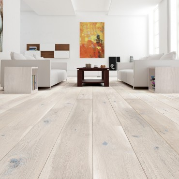 Norske Oak Skyling Matt Lacquered Engineered Wood Flooring