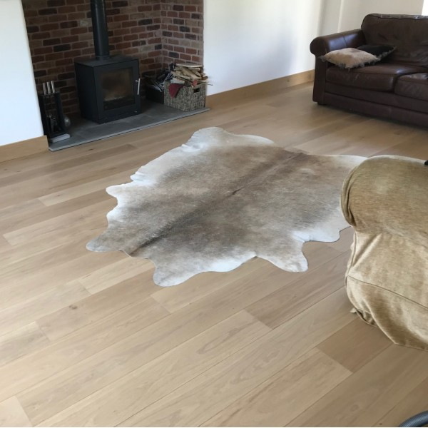 Norske Oak Star Invisible Matt Lacquered Engineered Wood Flooring