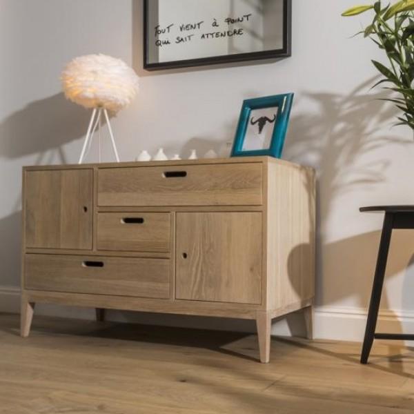 Norske Oak Lark Oiled Engineered Wood Flooring