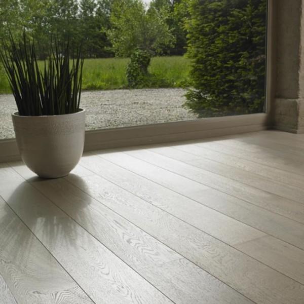 Norske Oak Monty Matt Lacquered Engineered Wood Flooring