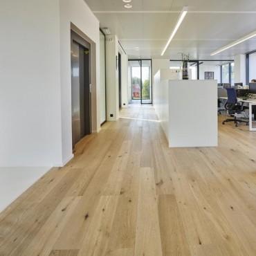 Norske Oak Oz Matt Lacquered Engineered Wood Flooring