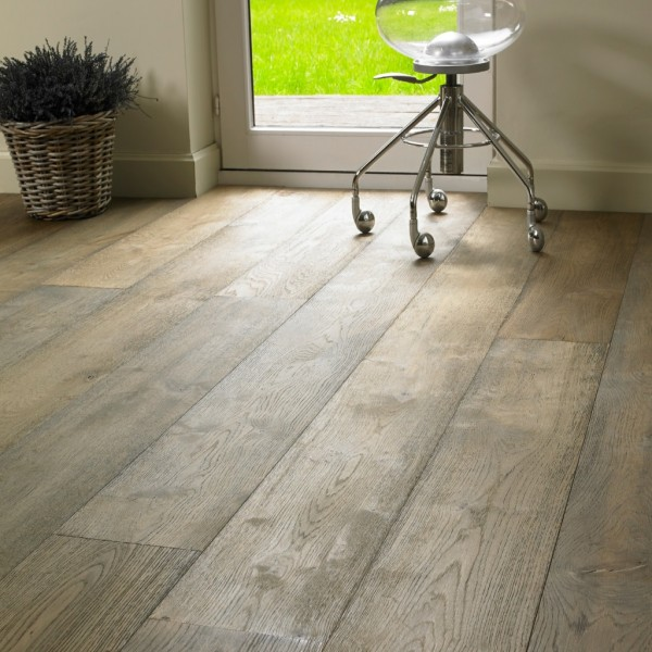 Norske Oak Siskin Lacquered Engineered Wood Flooring