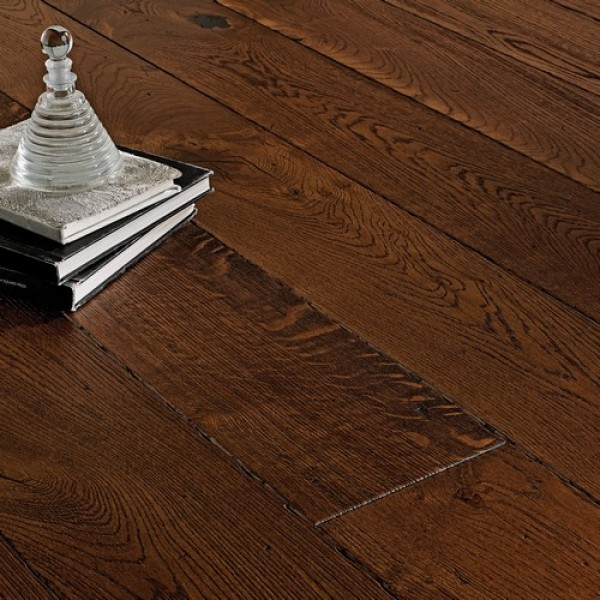OFD Oak Mars Brushed and Lacquered Engineered Wood Flooring