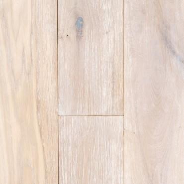 OFD Oak Isabella Brushed & White Oiled Engineered Wood Flooring