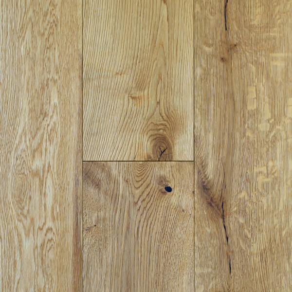 OFD Oak Francesca Brushed & Matt Lacquered Engineered Wood Flooring