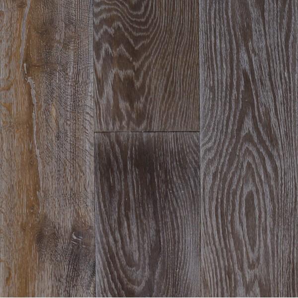 Norske Oak Vicki Brushed and White Oiled Engineered Wood Flooring