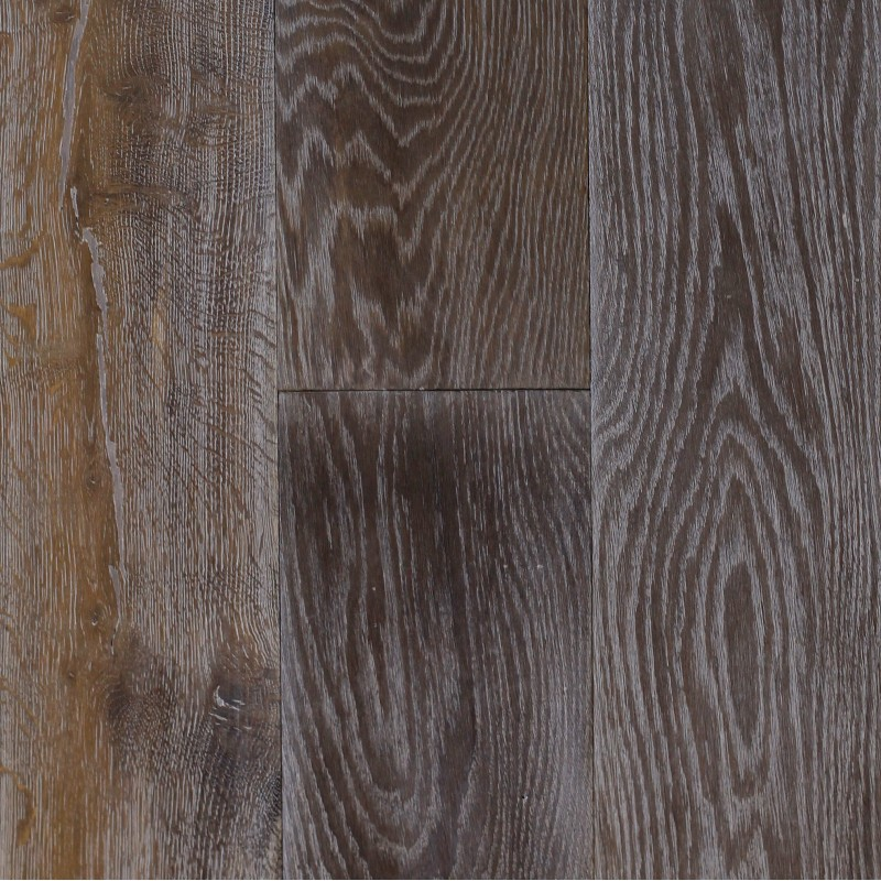 Cork Flooring Victoria: OFD Oak Victoria Smoked Brushed & White Oiled Engineered