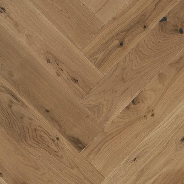 OFD Oak Brandon Engineered Herringbone Wood Flooring