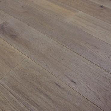 OFD Oak Louis Smoked Whitewashed Brushed Oiled Engineered Wood Flooring (D)