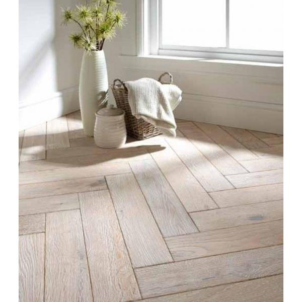 OFD Oak StreamSide Oiled Engineered Herringbone Flooring