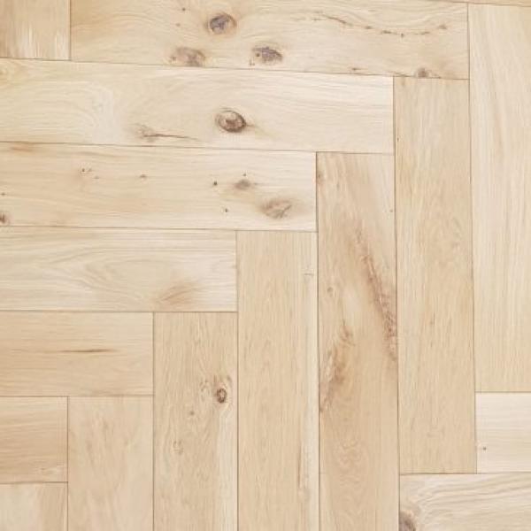 OFD Unfinished 120mm Engineered Herringbone Flooring