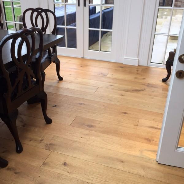 OFD Oak Bella Brushed Oiled Engineered Wood Flooring