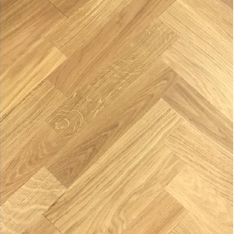 OFD Prime Oak Oiled Engineered Herringbone Flooring