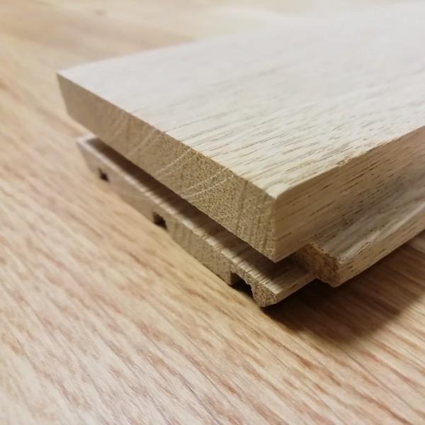 OFD Oak Parquet Blocks 1-Strip 22x70x280mm Unfinished