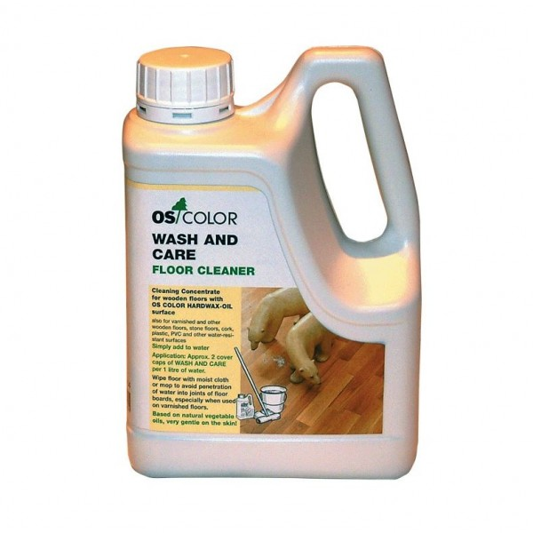 Osmo Wash and Care Floor Cleaner