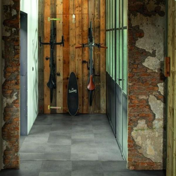 Quick-Step Alpha Concrete Rock AVST40234 Rigid Vinyl Flooring