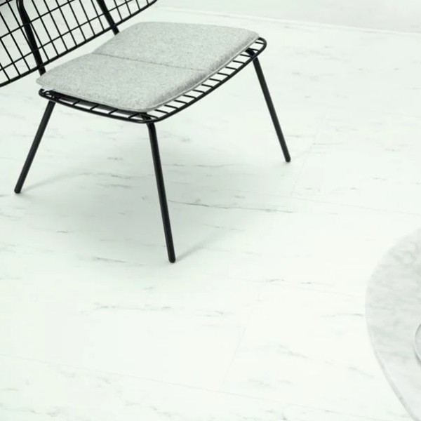 Quick-Step Alpha Marble Carrara AVST40136 Rigid Vinyl Flooring