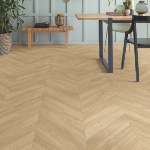 Quick-Step Impressive Patterns Chevron Oak Medium IPA4160