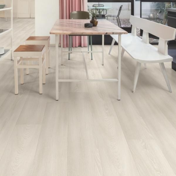 Quick-Step Signature White Premium Oak Laminate flooring SIG4757