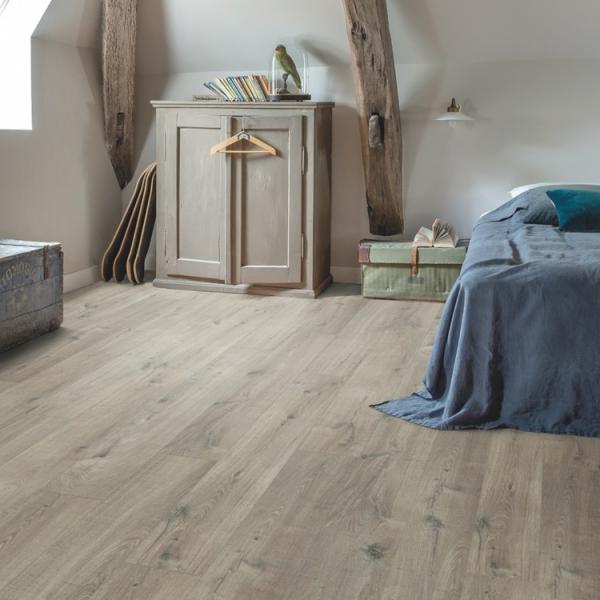 Quick-Step Livyn Balance Click Canyon Oak Grey with Saw Cuts BACL40030 Vinyl Flooring