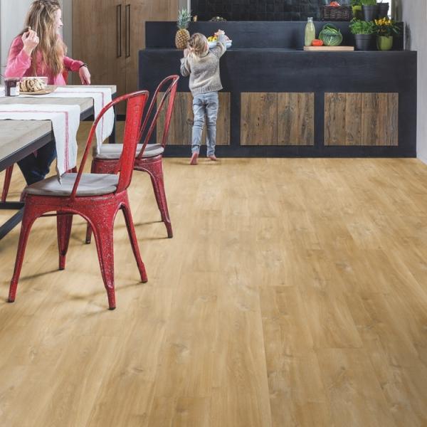 Quick-Step Livyn Balance Click Canyon Oak Natural BACL40039 Vinyl Flooring