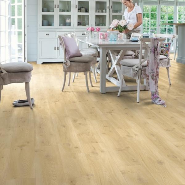 Quick-Step Livyn Balance Click Drift Oak Beige BACL40018 Vinyl Flooring