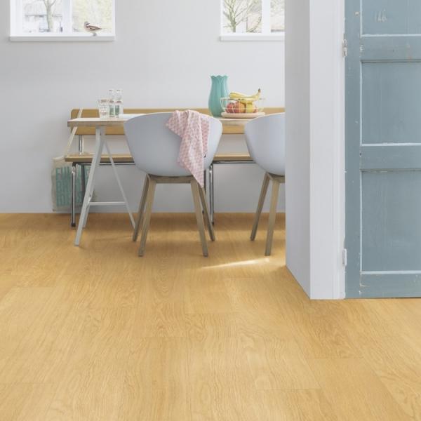 Quick-Step Livyn Balance Click Plus Select Oak Natural BACP40033 Vinyl Flooring