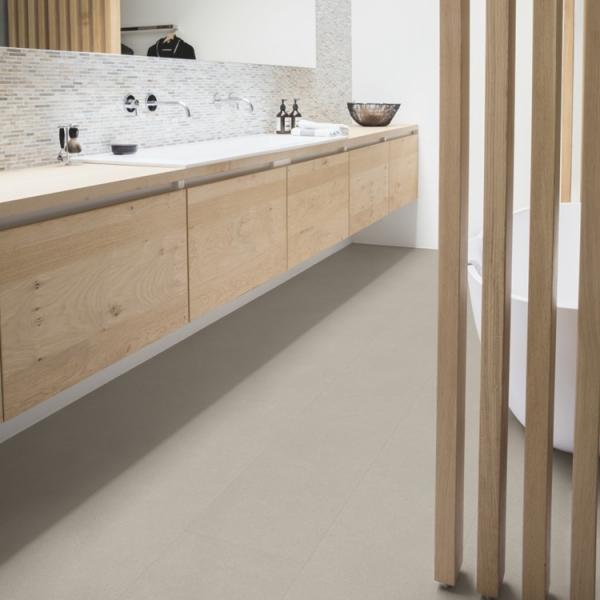 Quick-Step Livyn Ambient Glue Plus Vibrant Sand AMGP40137 Vinyl Flooring