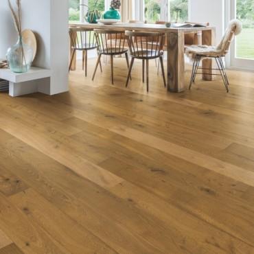 Quick-step Castello Barrel Brown Oak CAS3897S Engineered Wood Flooring