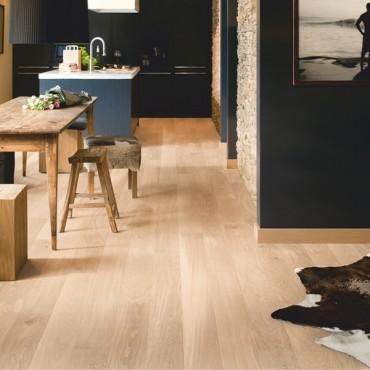 Quick-step Castello Dune White Oak CAS1473S Engineered Wood Flooring (D)