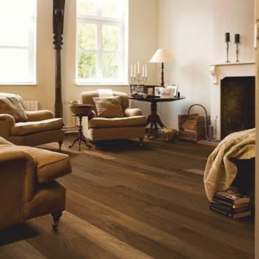 Quick-step Castello Havana Smoked Oak CAS1354S Engineered Wood Flooring