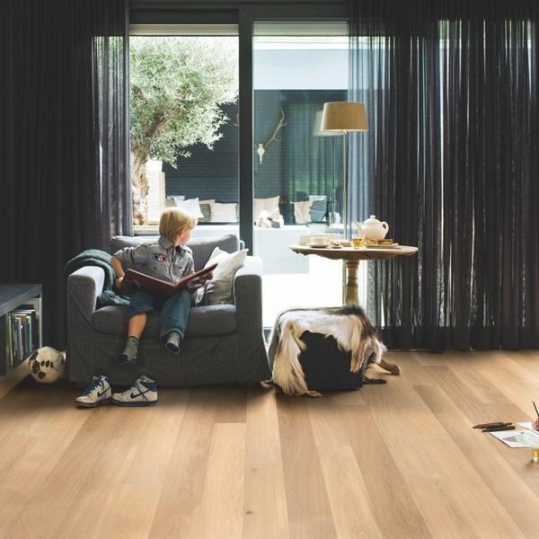 Quick-step Castello Pure Oak CAS1341S Engineered Wood Flooring