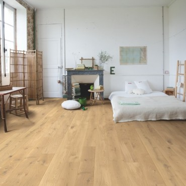Quick-step Compact Country Raw Oak COM3097 Engineered Wood Flooring