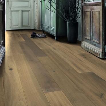 Quick-step Compact Nutmeg Oak COM3898 Engineered Wood Flooring