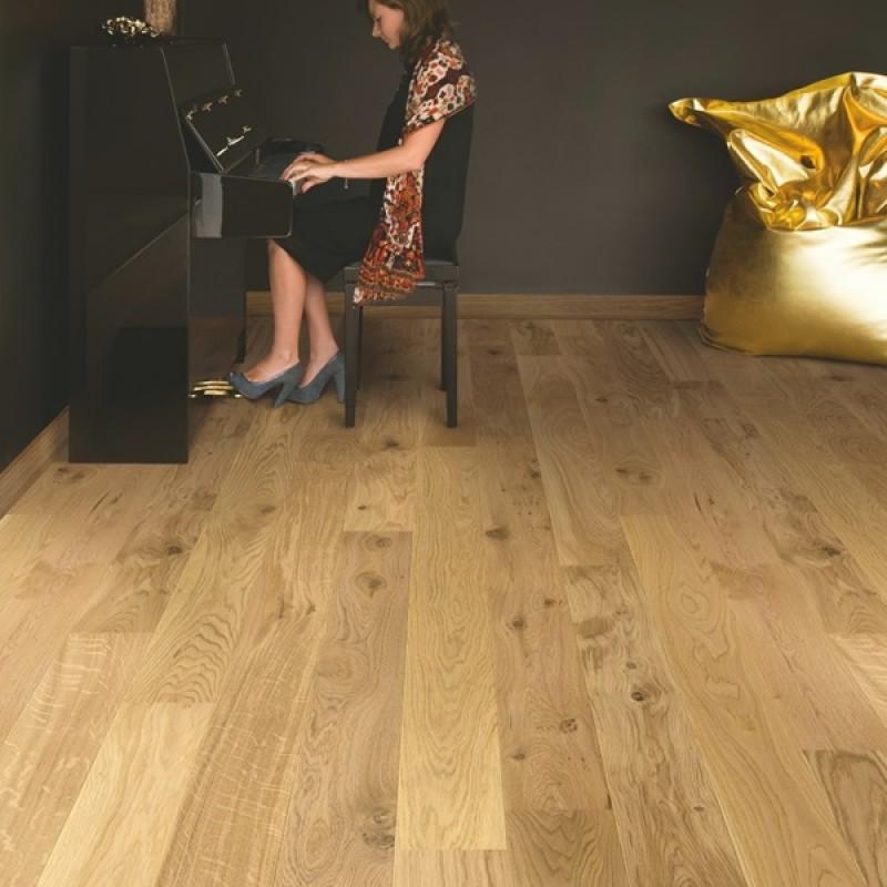 Quick-step Compact Oak Natural COM1450 Engineered Wood Flooring