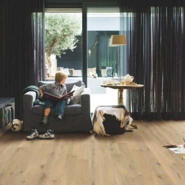 Quick-step Compact Oak Pure COM3100 Engineered Wood Flooring
