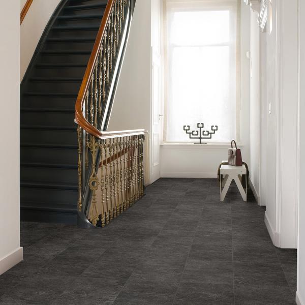 Quick-Step Exquisa Slate black Laminate Flooring