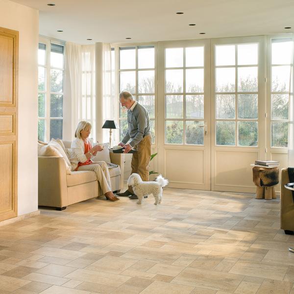 Quick-Step Exquisa Ceramic Light Laminate Flooring