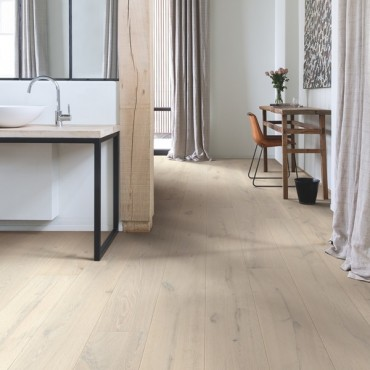 Quick-step Imperio Everest White Oak IMP3793S Engineered Wood Flooring
