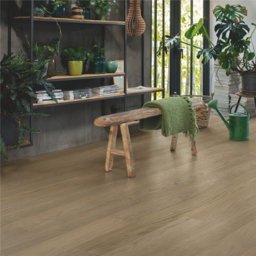 Quick-Step Castello Vivid Grey Oak Extra Matt Engineered Wood Flooring