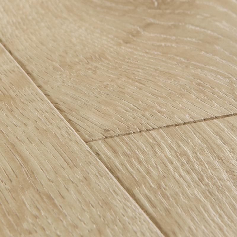 Quick Step Impressive Scraped Oak Grey Brown Laminate Flooring