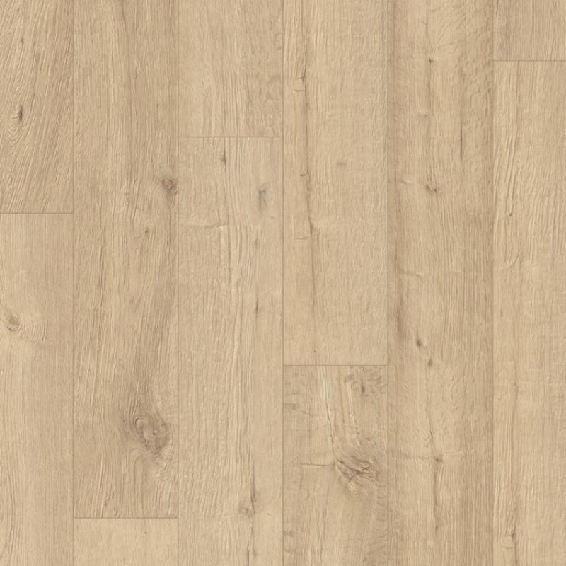 Quick Step Impressive Sandblasted Oak Natural Laminate