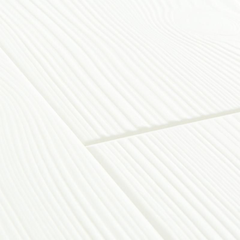 Quick Step Impressive Ultra White Planks Laminate Flooring